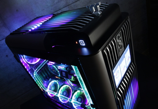 SS Phantom mod (ThermalTake invitational Balkan 2019)